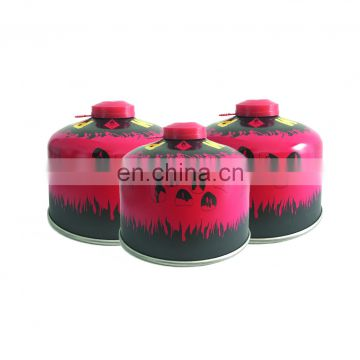 Outdoor alpine butane gas canister made in china