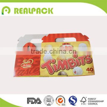 Disposable custom design snack chocolate candy box                                                                                         Most Popular