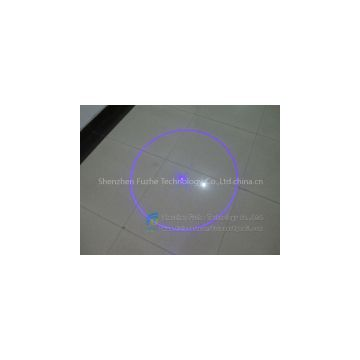 FU450YQD100-GD16 blue laser DOE Concentric rings rings circle rounded circular circularity pattern laser