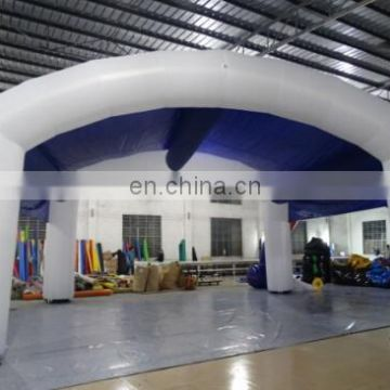 commercial inflatable tent shelter