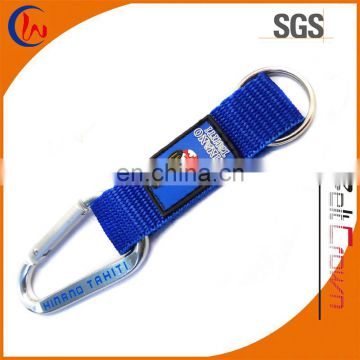 Types of carabiner keychain strap