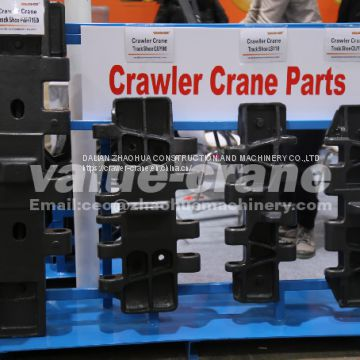 Kobelco CK1000 track shoe track pad for crawler crane undercarriage parts Kobelco CKE2500
