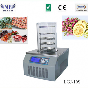 Small Scale Vertical Type Food Freeze Dryers for Home Use