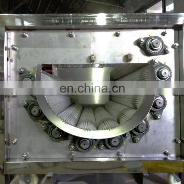Automatic cassava peeling washing machine/sweet potato peeling washing machine