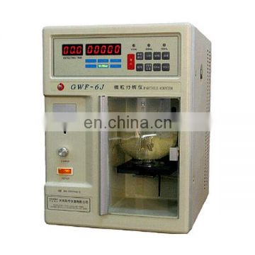 GWF-6JA High Performance particle analyzer