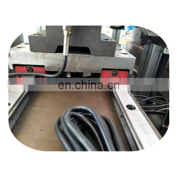 Advanced aluminum profile CNC thermal break aluminum rolling machine
