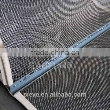 spare part stainless steel sieve mesh for vibrating screen machine