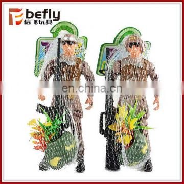 Military army toys plastic toy soldiers
