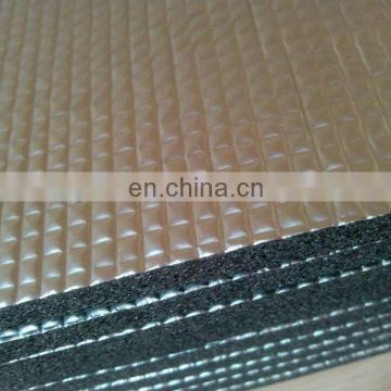 China factory directly sell cosmetics display showcase, EPE heat insulation floor foam underlayment