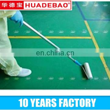 cleanroom sticky roller floor cleaning adhesive roller