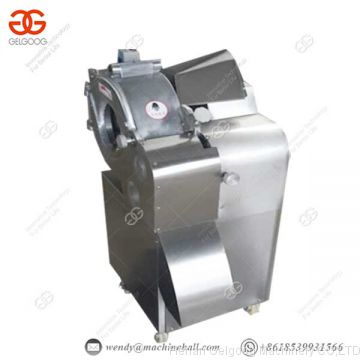 Fruit and vegetable dicing machine potato onion cube cutting machine