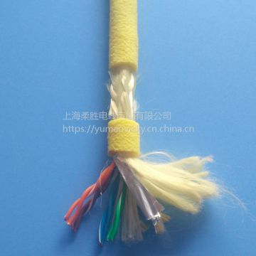 Blue Electrical Power Wire Customs