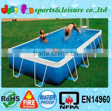 deep frame pool for swimming