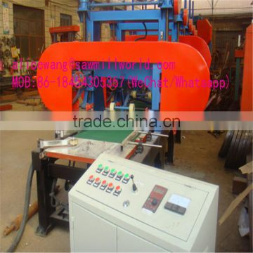 Chinese Electric /diesel Multiple heads band sawmills for hard wood