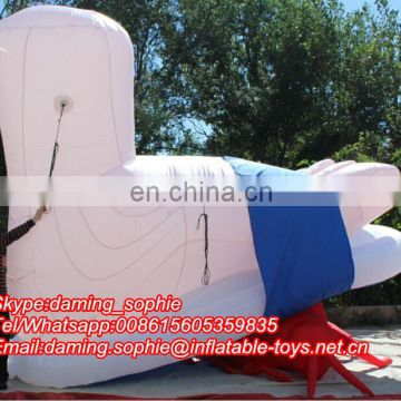 Inflatable Foot and Insects for Park Events Promotion