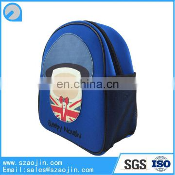 2016 Factory Direct Sale Wholesale Price High Quality School Bags For Kids