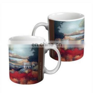 Smll order custom printing coffee cup