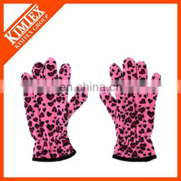 Wholesale winter fleece custom dress gloves