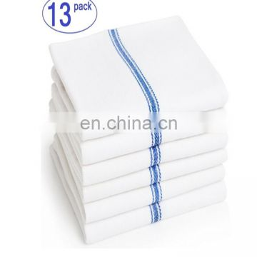100% Cotton Vintage Utensils Dish Towel Flour Sack Towels Wholesale