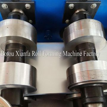 Sliding Door Track Roll Forming Machine