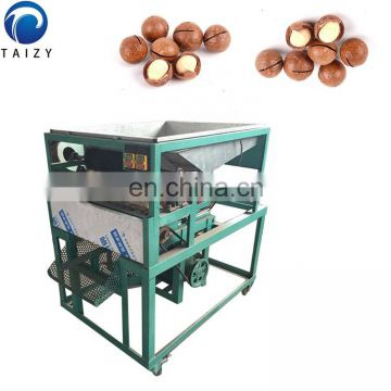 High Quality Best Selling Macadamia Nuts processing Peeling machine