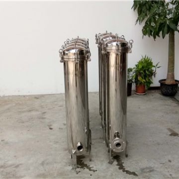 Stainless Steel 304 Honed Stainless Filter Housing