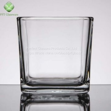 wholesale hot sale candle holders glass candle holder