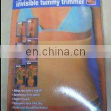 seamless slimming waist belt for women