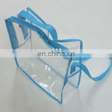 clear cooler PVC bag