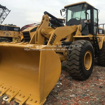 Used CAT 966H Cheap Wheel Loader