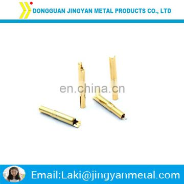 auto spare part brass connector made in china