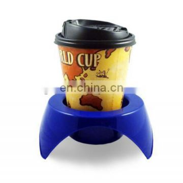 2018 hottest Sand Coaster/Coffee Cup holder/Outdoor Drinking Bottle Mat