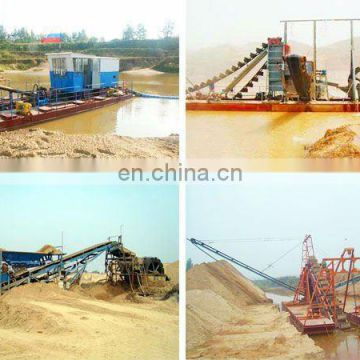 Gold Dredging Machinery Manufacturer
