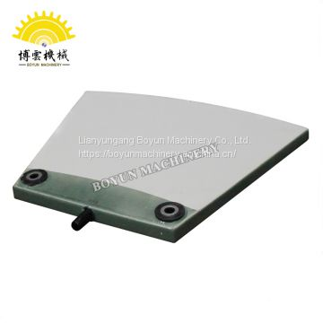 Alumina ceramic disc filter plate manufacturer