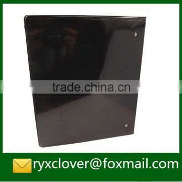 High quality business file PVC & cardboard cover ring binder document folder                                                                                                         Supplier's Choice
