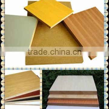 Melamine Mdf Board As Kitchen Cabinet Carcass With Good Quality Of