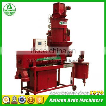 5BG Paddy rice hydrogel seed coating machine by Hyde Machinery