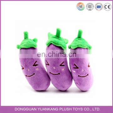 New develop toys vegetable red plush stuffed chili baby toys