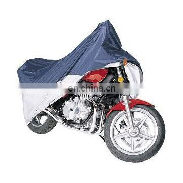 polyester/pvc motorcycle cover