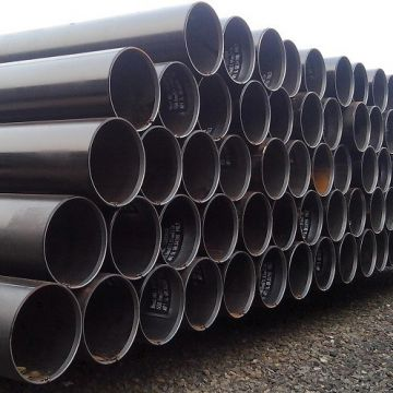 ASTM A672 b65 20 inch Sch80 LSAW Steel Pipe in China
