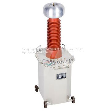 GDJ Series DC AC Dielectric Test System,HV Oil Immersed Type Hipot Tester