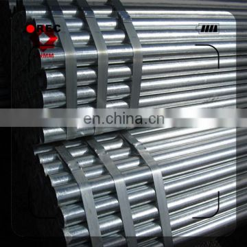 Q195-Q345, S235JR, S275JR, S355J2H, STK 400/500 galvanized steel pipe gi pipe
