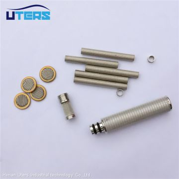 UTERS  Coal machine metal folding filter element UTERS-15 Accept custom