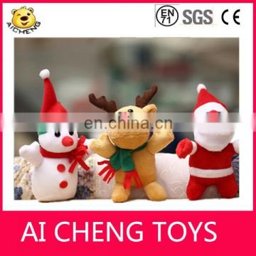 customize 2015 new plush christmas toys
