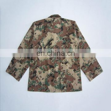 High quality cheap camouflage military uniform Woodland Military BDU Uniform