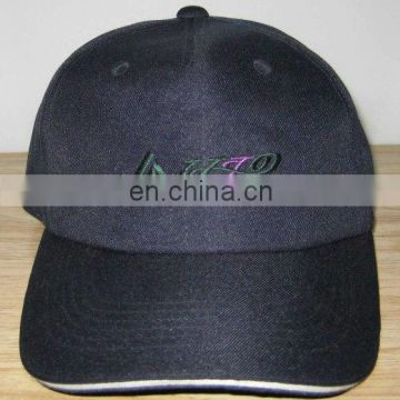 Flat Embroidery Baseball Cap