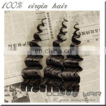 No tangle no shedding raw 100 grams of brazilian hair,brazilian hair weave