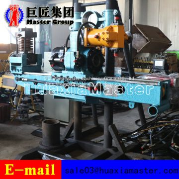 China Master Machinery All hydraulic steel wire coring exploration rig for KY-6075 metal mine