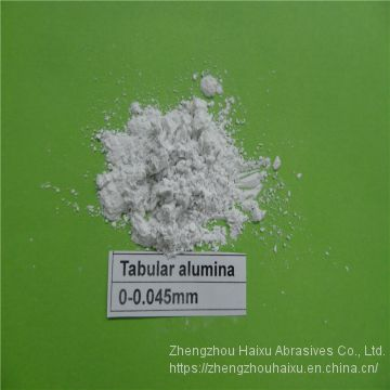 Supplier price of TA tabular alumina oxide from china