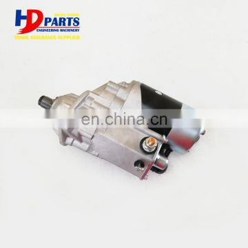 Excavator PC200-7 Engine 6BT Starter Motor 24V 4.5KW 10T